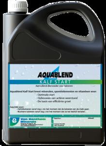 Aquablend Kalf Start 5 liter voorzijde